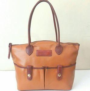 Dooney & Bourke Tan Tote Bag Excellent Condition